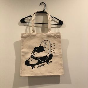 Madewell Chicago Limited Edition Exclusive Tote